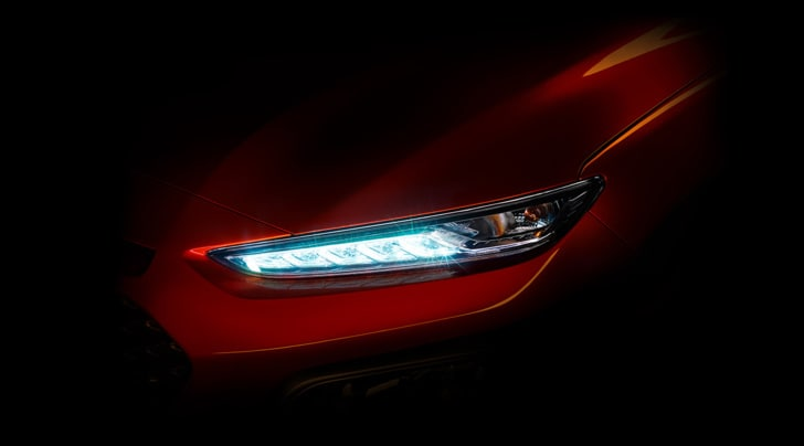 Hyundai Kona, l'inedito Suv compatto arriva entro fine anno