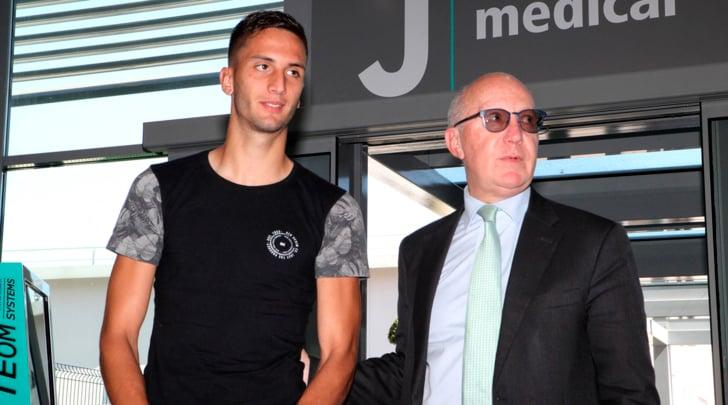 Juventus, Bentancur si presenta: la posizione in campo e gli obiettivi