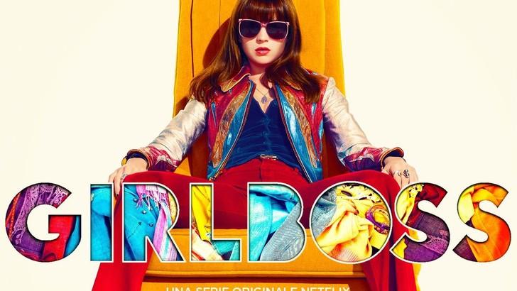 Girlboss: Netflix rilascia il trailer e locandina della serie