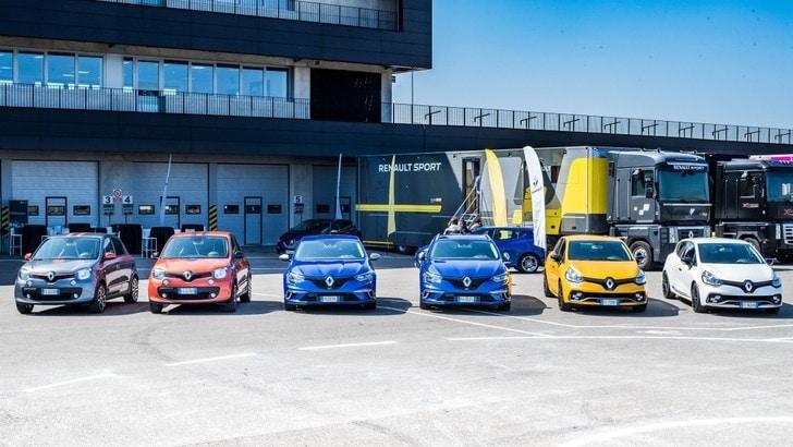 Renault, c'è una sportiva per tutti i gusti