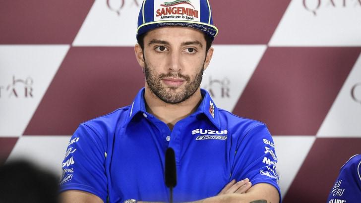 MotoGP Argentina Andrea Iannone