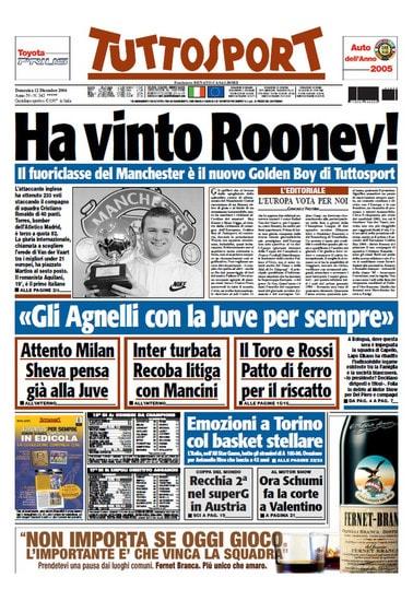 2004 Rooney