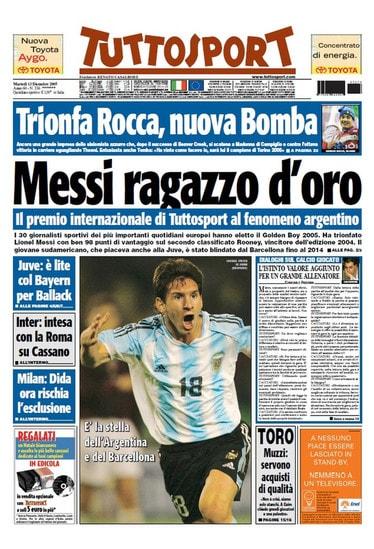 2005 Messi