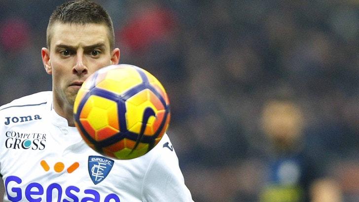 Serie A Empoli, Cosic operato al menisco: intervento riuscito