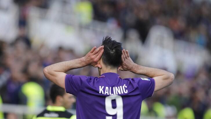 Serie A Fiorentina, Kalinic vede la Sampdoria