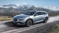 Opel Insignia Country Tourer, la wagon avventurosa