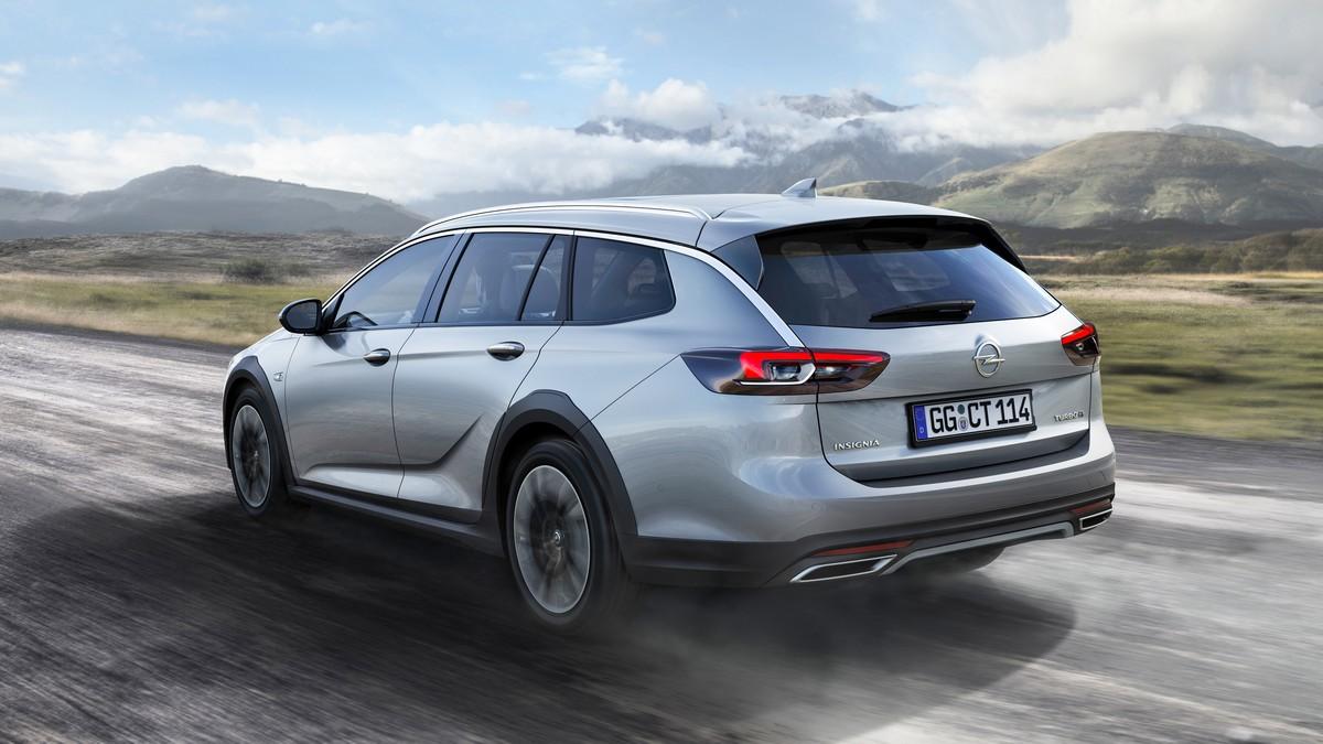 Opel Insignia Country Tourer: allarga gli orizzonti