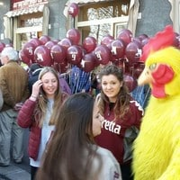 Torino, tutti pazzi per Belotti. Al GranataStore anche il… Gallo. «Resta con noi»