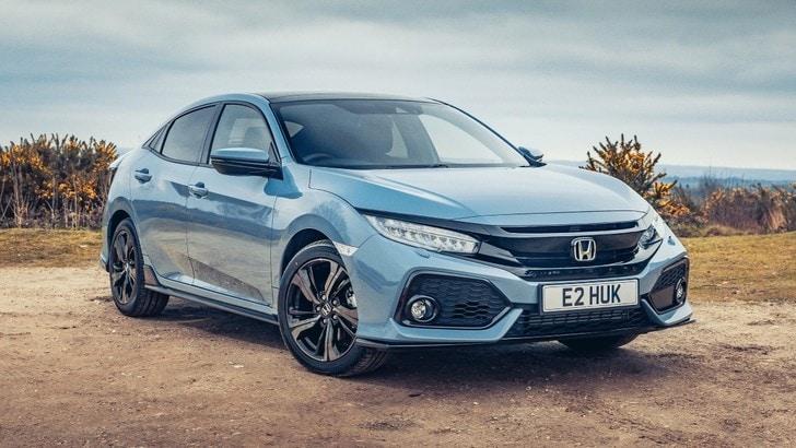 Honda Civic, la prova - 3 cilindri possono bastare