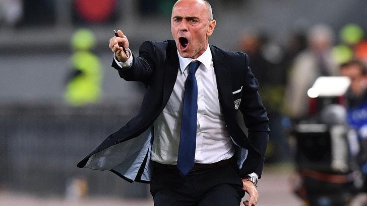 Serie A Empoli, Martusciello: «Importante muovere la classifica»