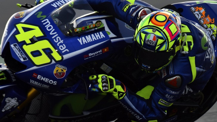 MotoGp Usa, Rossi: «Importante raccogliere punti»