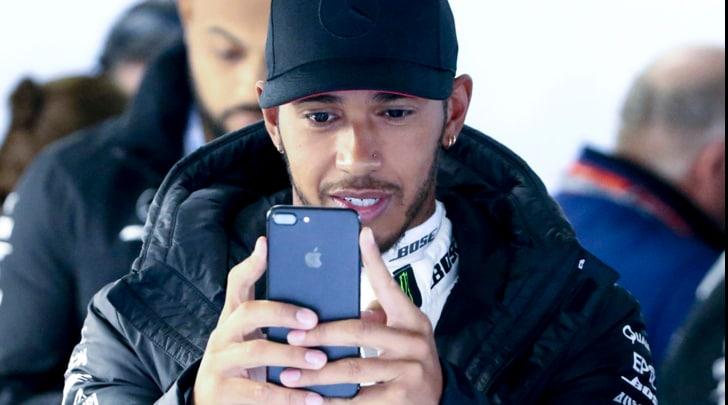 F1 Cina: Hamilton avanti per le qualifiche, Vettel a 3,50