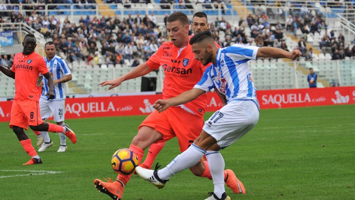 Diretta Empoli-Pescara, formazioni ufficiali e tempo reale ore 15