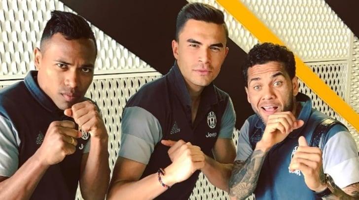 Juventus da combattimentocon Dani Alves, Alex Sandro e... il 'Pacquiao bianconero'