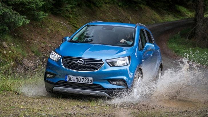 Opel Mokka X, compatto ma eXtra: prova su strada