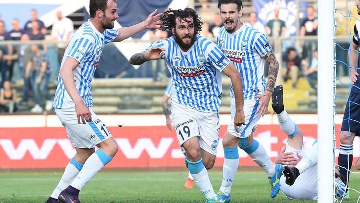Serie B, Brescia-Spal 1-3: doppietta per Mora. Trono alla matricola