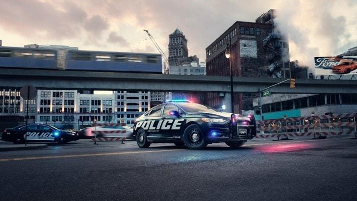 La polizia americana si converte all'ibrido, grazie a Ford