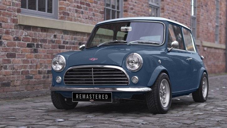 Mini Remastered, stile anni Sessanta ma tecnologia di oggi