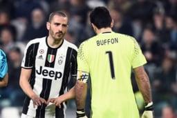 Serie A gli squalificati: un turno a Bonucci e Acquah