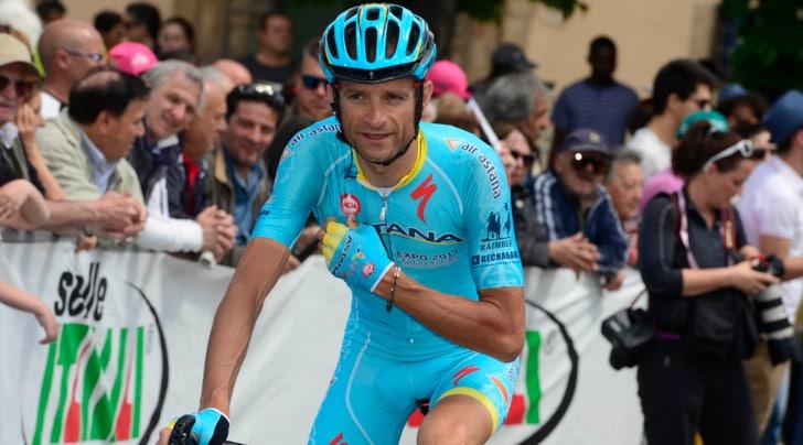 Giro d'Italia, l'Astana ha deciso: il capitano sarà Scarponi