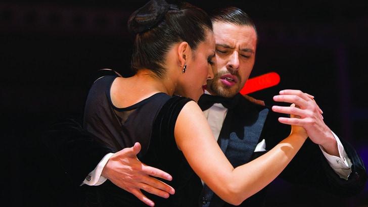Una Torino a ritmo di tango