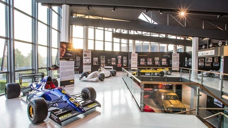 Il Museo Lamborghini dedica una mostra ad Ayrton Senna