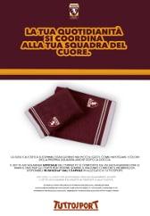 Asciugamani Torino FC