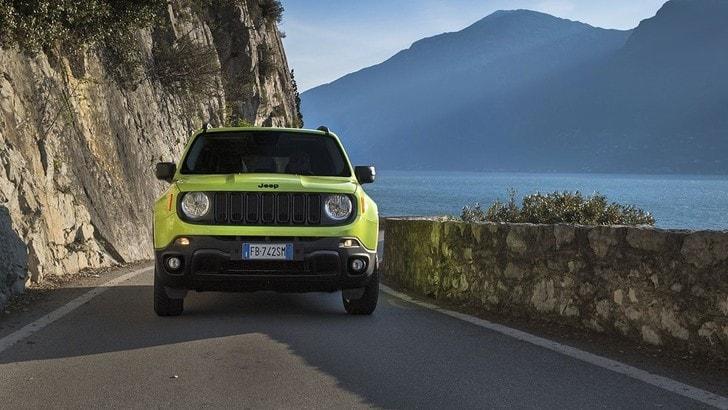 Jeep Renegade Upland, 4x4 e ridotte a buon mercato