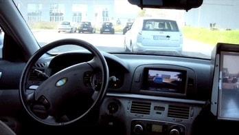 La guida autonoma made in Italy è firmata Vislab