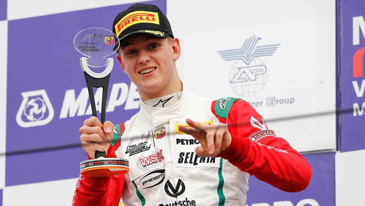Mick Schumacher: «La F1? Non sono ancora pronto»