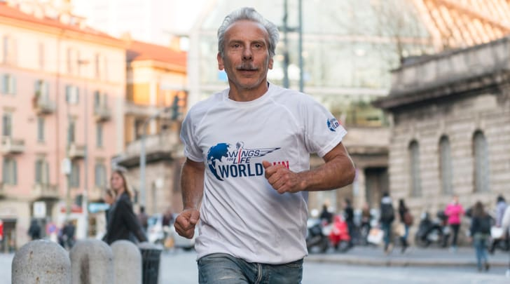 Wings for Life World Run web series. Terza puntata