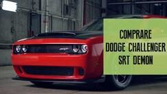 Challenger SRT Demon, 3 motivi per comprarla