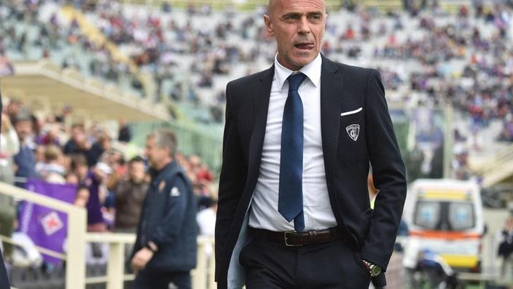 Serie A Empoli, Martusciello: «Vincere a Firenze è straordinario»