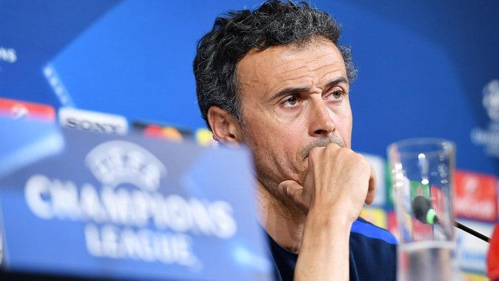 Barca-Juve: il guascone Luis Enrique e il portasfiga Kuipers