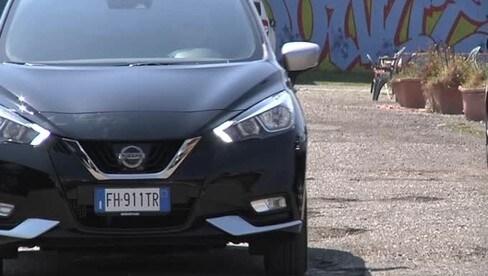 Nissan Micra Bose: piccola premium