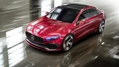 Mercedes, la Classe A del futuro parte dalla Cina