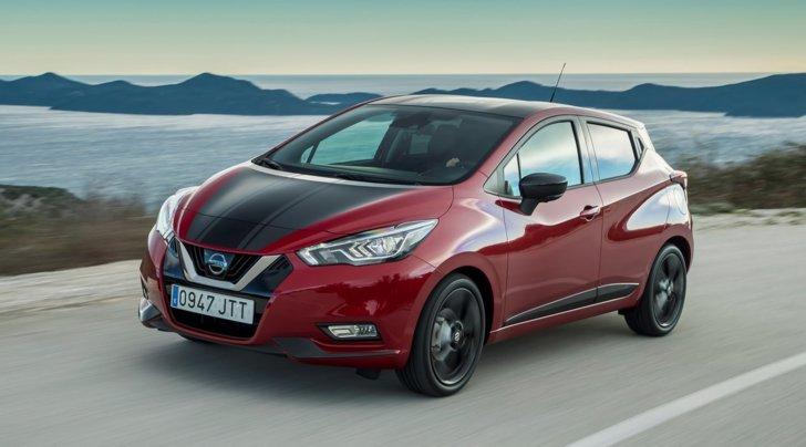 Nissan Micra Bose Personal Edition, la più esclusiva