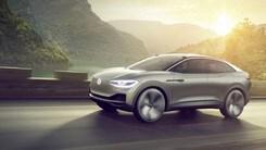 Volkswagen I.D. Crozz, l'elettrica numero 3 è un crossover