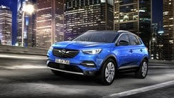 Opel Grandland X, il crossover medio made in Russelsheim