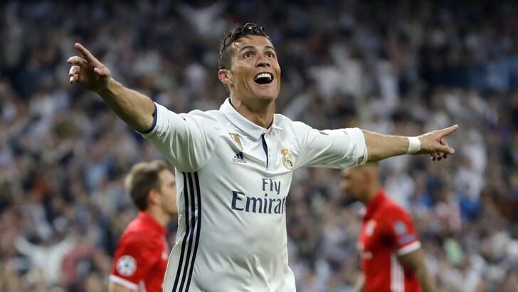 Champions League, passa il Real: trionfo Blancos a 2,65