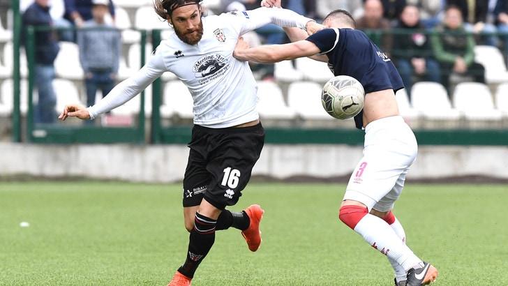 Serie B Pro Vercelli, Longo perde Bianchi per un mese