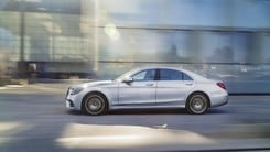 Mercedes Classe S, il restyling arriva a Shanghai