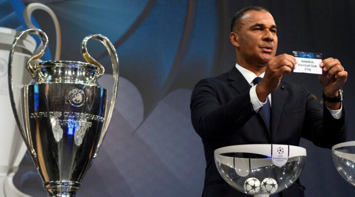 Sorteggio Champions League, cosa rischia la Juventus
