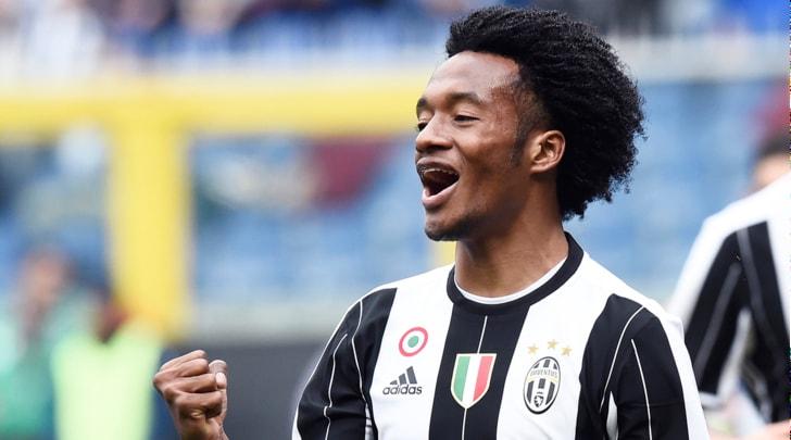 Ecco la nuova maglia della Juve: ce la svela (con gaffe) Cuadrado