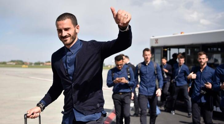 Juventus, Bonucci suona la carica: