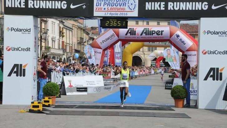 La Padova Marathon di domenica è per tutti