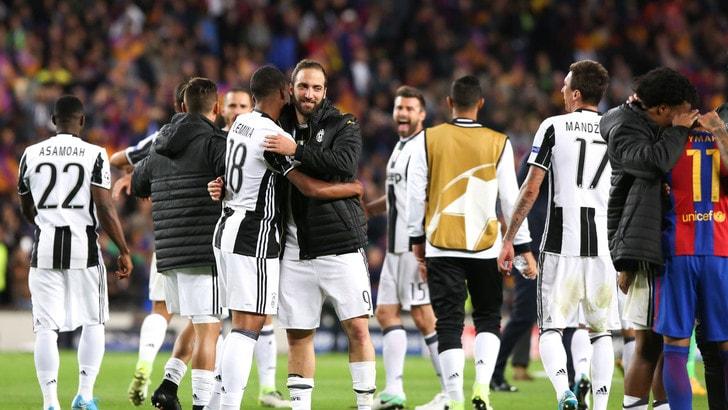 Sorteggi Champions, Juve: insidia Real a 2,95