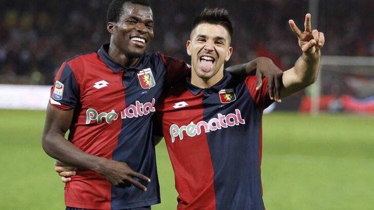 Serie A Genoa, Simeone: «Juventus? All'andata giornata magica»