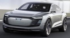 Audi e-tron Sportback, tre motori per 500 cv elettrici