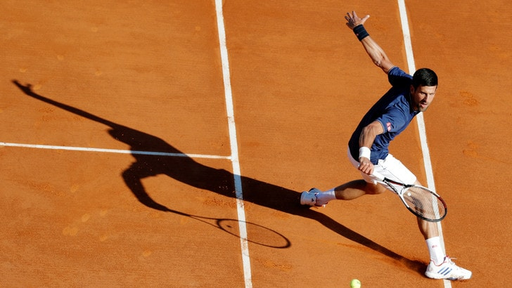 Montecarlo Rolex Masters, Djokovic vola ai quarti